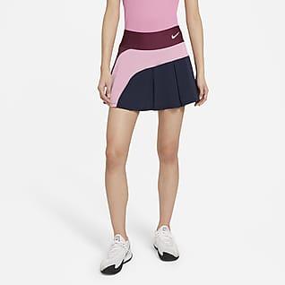 NikeCourt Advantage Falda de tenis para mujer
