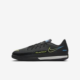 Nike Jr. Phantom GT Academy IC Halowe buty piłkarskie dla małych/dużych dzieci