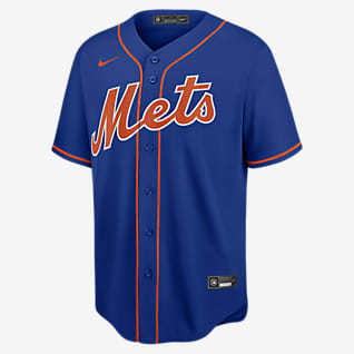 MLB New York Mets (Pete Alonso) Men's Replica Baseball Jersey