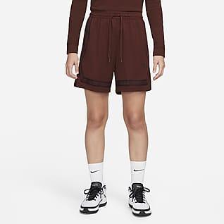 Nike Dri-FIT Swoosh Fly Dámské basketbalové kraťasy