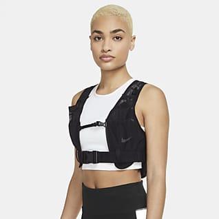 Nike Transform Veste de running sans manches repliable