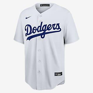 MLB Los Angeles Dodgers (Mookie Betts) Men's Replica Baseball Jersey