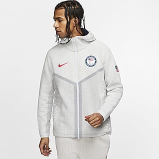 Nike Sportswear Tech Pack Hættetrøje med lynlås til mænd