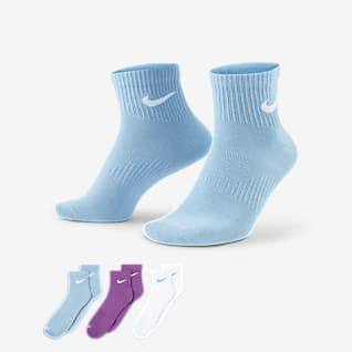 Nike Everyday Plus Lightweight Skarpety treningowe do kostki (3 pary)