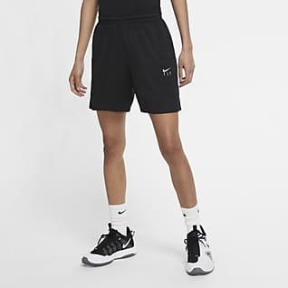 Nike Swoosh Fly Basketballshorts til kvinder