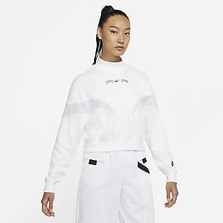 Nike Air 女子企领针织上衣