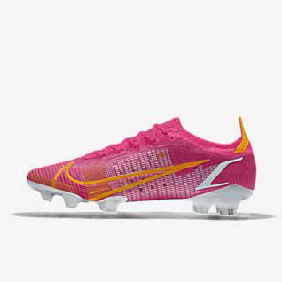 Nike Mercurial Vapor 14 Elite By You รองเท้าสตั๊ดฟุตบอลออกแบบเอง