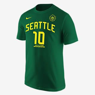 Breanna Stewart Storm Explorer Edition Nike WNBA T-Shirt