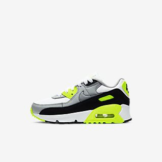 Nike Air Max 90 W shoes black red