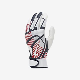Nike Hyperdiamond Edge Softball Batting Gloves