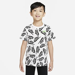 Nike Sportswear Little Kids' Printed T-Shirt