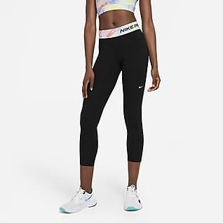 Nike Pro Leggings teñidos de 7/8 para mujer