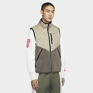 Nike Sportswear Heritage 男子保暖马甲