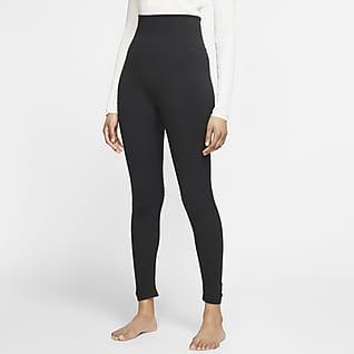 Nike Yoga Leggings de 7/8 sin costuras para mujer