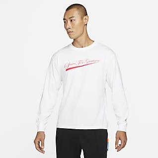 LeBron Lion Men's Long-Sleeve T-Shirt