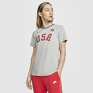 Nike Sportswear Team USA Playera para mujer