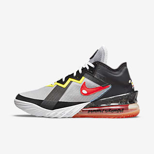 LeBron18 Low «Sylvester vs Tweety» Chaussure de basketball