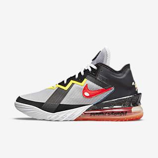 """LeBron 18 Low """"Sylvester vs Tweety"""" Basketbol Ayakkabısı"""