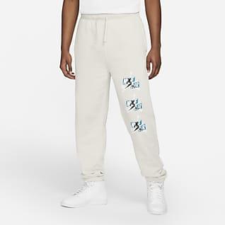 Jordan Jumpman Men's Washed Fleece Pants