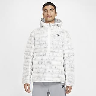Nike Sportswear Marble Insulation Jaqueta - Home