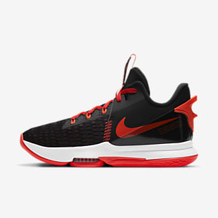 LeBron Witness 5 EP Basketball Shoe