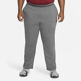 Nike Dri-FIT Pantalones de entrenamiento para hombre (talla grande)