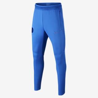 Nike Dri-FIT Chelsea FC Strike Детские футбольные брюки