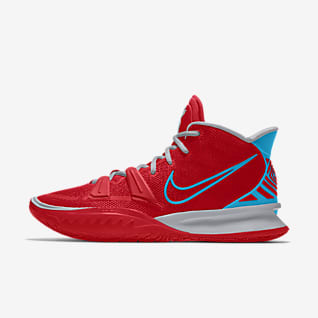 Kyrie 7 By Caroline Bentley Noble Custom Basketball Shoe