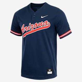 Nike College (Arizona) Camiseta de softbol de 2 botones