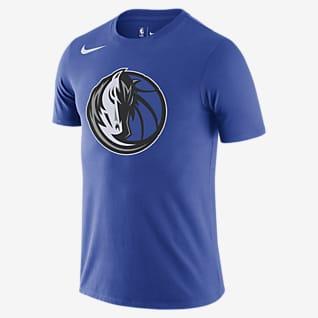 Dallas Mavericks Men's Nike Dri-FIT NBA Logo T-Shirt