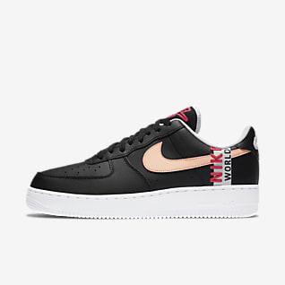 Negro Air Force 1 Calzado. Nike US