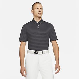 Nike Dri-FIT Player Polo de golf a rayas para hombre