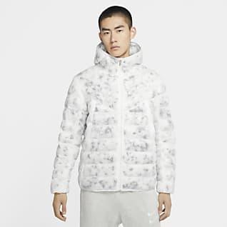 ナイキ スポーツウェア シンセティック ダウンフィル メンズジャケット