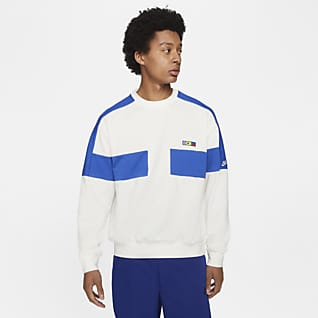 Nike Sportswear Reissue Ανδρικό crew από ύφασμα French Terry