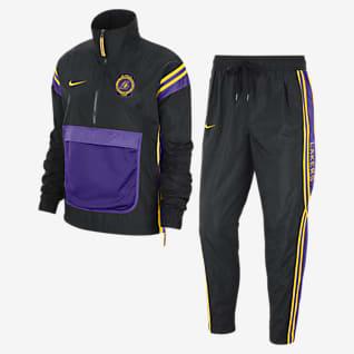 Lakers Courtside Nike NBA tracksuit til dame