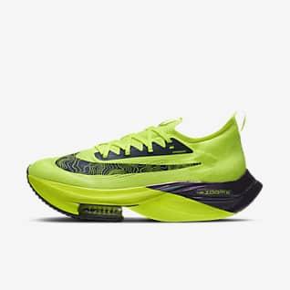 Nike Air Zoom Alphafly NEXT% Flyknit Pánská závodní bota