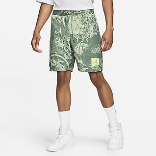 Jordan Flight Shorts para la alberca estampados para hombre
