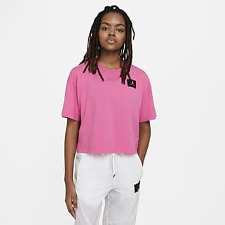 Jordan Essentials 女款短袖寬版 T 恤