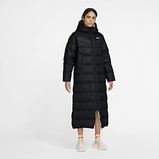 Nike Sportswear Γυναικείο παρκά με γέμισμα από πούπουλα