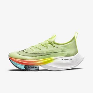 Nike Air Zoom Alphafly NEXT% รองเท้าวิ่งโร้ดเรซซิ่งผู้หญิง