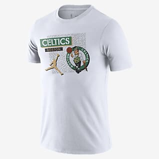 Boston Celtics Jordan NBA-herenshirt met Dri-FIT