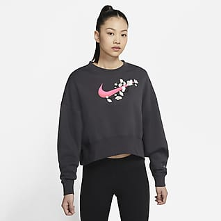 Nike Sportswear Li Na 李娜系列女子起绒训练圆领上衣