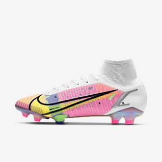 Nike Superfly 8 Elite FG 男/女天然硬质草地足球鞋