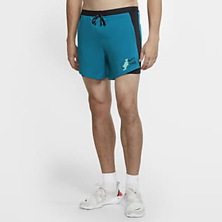 Nike Flex Stride Future Fast Shorts da running 2-in-1 - Uomo