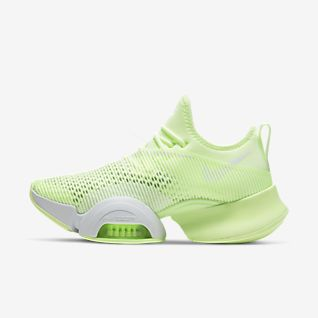 Nike Air Huarache Og Yellow Green Trainer (With images