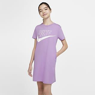Nike Sportswear Big Kids' (Girls') T-Shirt Dress