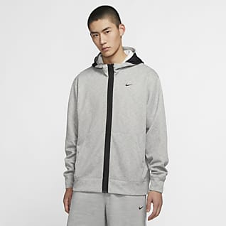 Nike Spotlight Sudadera con capucha de básquetbol para hombre