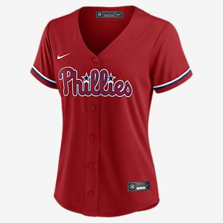 MLB Philadelphia Phillies Women's Replica Baseball Jersey