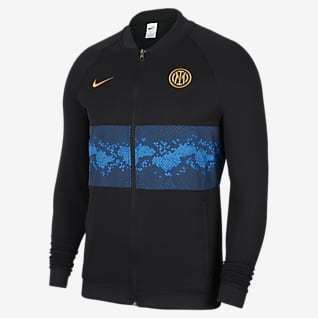 Inter de Milán Chaqueta de fútbol con cremallera completa - Hombre