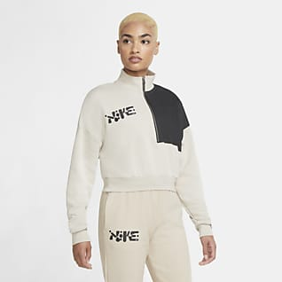 Nike Sportswear Essential Women's Fleece Crop Top